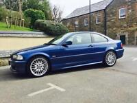 BMW E46 330ci M-Sport Coupe 2001/Y, Excellent condition with 12 Months MOT/Full Bmw Service History