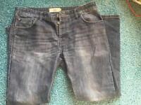 Men's next jeans 36r