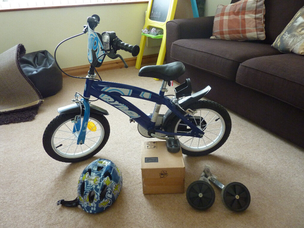 Child's Bicycle First Bike 3-6yrs