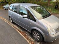 Vauxhall, MERIVA, MPV, 2005, Manual, 1364 (cc), 5 doors