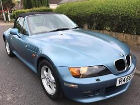 Bmw Z3 2.8 wide body as the James Bond Car FSH, new stainless exhaust and clutch stunning!