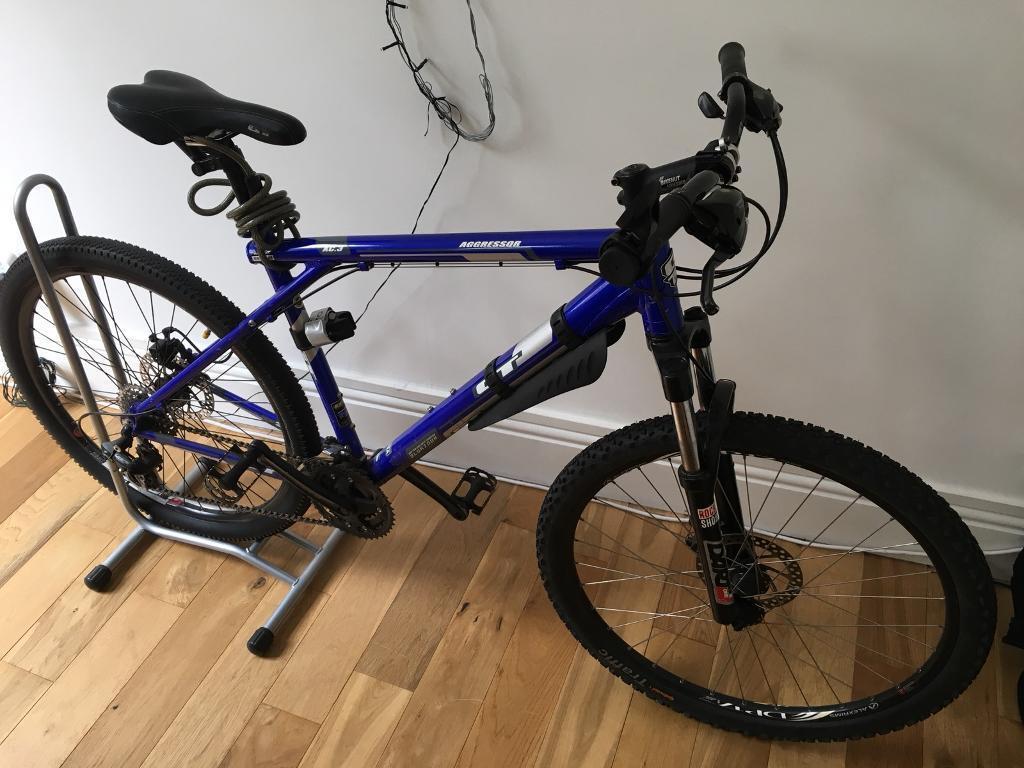 b28a6cc5d22 Blue GT Aggressor XC.3 Mountain Bike | in Finsbury Park, London ...