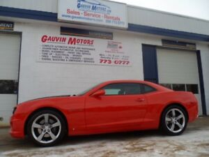 2010 Chevrolet Camaro 2SS LEATHER 426 HP MINT