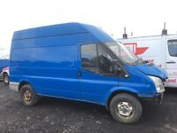 Ford Transit 2007 year Diesel - Spare parts