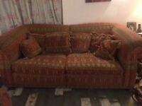 2 Seater and 4seater sofa good quality