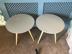 Pair of Next side tables