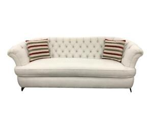 Tufted Back Sofa set with Diamonds (SF01)