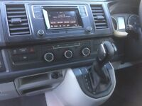 HIGH SPEC - Volkswagen Transporter 2.0 BiTDI BlueMotion Tech T32 Highline Kombi 5dr (LWB).