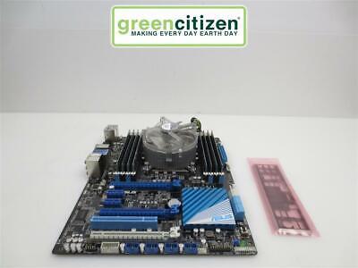 ASUS P9X79 LGA2011 ATX Black Blue Overclocking Motherboard i7-3960X 32GB RAM