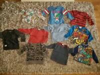Baby boy bundle 12-18