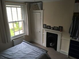 Good sized double room to rent in 3 bed house. Beautiful house is a lovely, quiet location.