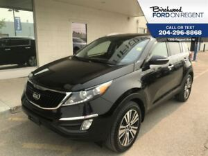 2016 Kia Sportage EX AWD*Heated Seats/Remote Start/Blue Tooth*