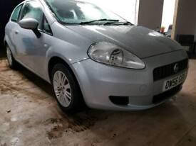Fiat Grande Punto 1.2 with AIR CON BLUETOOTH ALLOYS 12 MONTHS MOT
