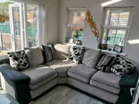 Sofa corner suit