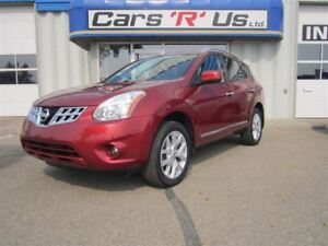2012 Nissan Rogue SI AWD, NAV, B/U CAM,LOCAL SASK VEHICLE, (NO P