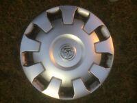 Vauxhall Vectra c astra corsa Wheel Trim 16 inch
