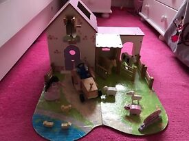 Daisy Farm Playset