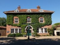 Waiting staff required at Saracens Head