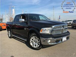 2017 Ram 1500 DEMO*ONLY 3284 KMS*4X4*LONGHORN*CREW*SUNROOF*CONVE
