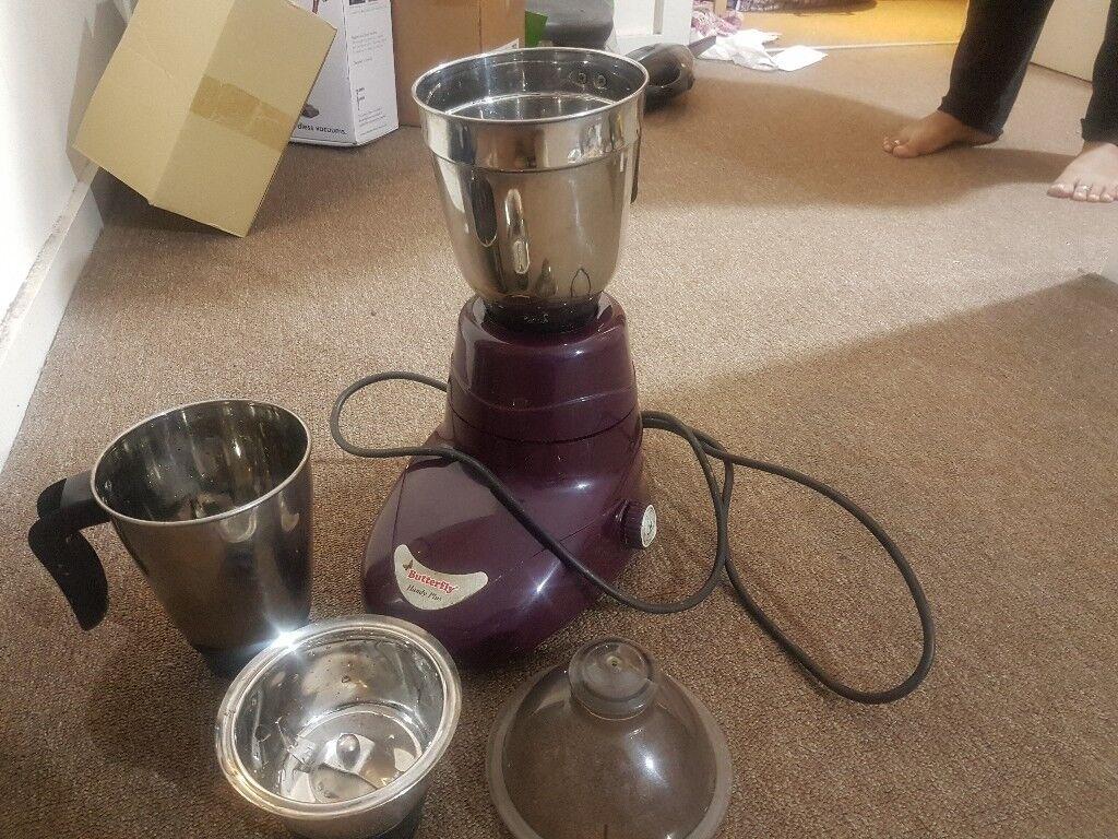 Butterfly Mixer - 3 jars