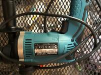 Wired Makita sds drill