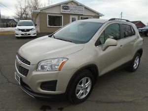 2013 Chevrolet Trax LT ALL-WHEEL-DRIVE