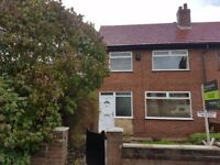 Attractive 3 Bed Semi, Wigan Road, Westhoughton, Bolton BL5 - £675.00pcm (furnished)