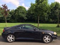 2004 HYUNDAI COUPE 2.0I SE COUPE. BRILLIANT DRIVE.NEW MOT.RECENT SERVICE E/W.LEATHER.LOW MILES.