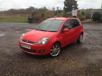 07/57 Ford Fiesta 1.2 Zetec 5 Door £1599