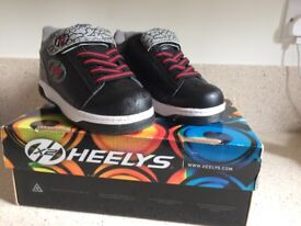 Heelys, size 12, only used twice £12