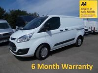 Ford Transit Custom 2.2 TDCi 125 290 SWB Trend L/Roof***ONLY 23,000 Miles**Direct from Lease Co***