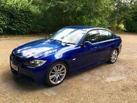 BMW 3 Series 320i M Sport Le Mans Blue