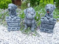 garden ornaments £10 each