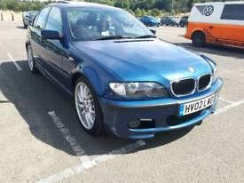 2002 BMW 330i M sport