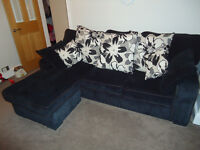 3 seater corner sofa as new