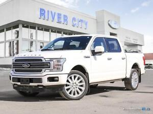 2018 Ford F-150 LIMITED-INCLUDES FREE BBQ GRILL 4-BURNER PROPANE