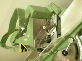 Morso guillotine plus 3 sets of morso blades