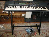 Yamaha psr | Electric Keyboards for Sale - Gumtree