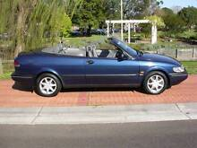 1996 Saab 900 Convertible - First car beauty! Rosebery Inner Sydney Preview