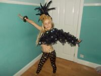 Girls U10 Dance Costume