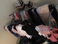 Women's 8-10 clothes