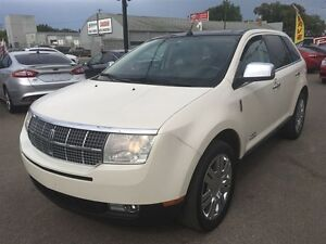 2008 Lincoln MKX Limited- AWD-Navigation