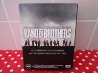 BAND OF BROTHERS THE COMPLETE DVD BOXSET