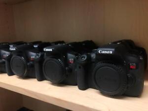 Discount Canon Cameras & Lenses