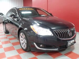 2014 Buick Regal 69000km**Turbo **AWD**GPS**CAMERA