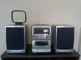 AIWA LCX 133K Home Audio System