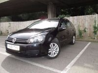 Volkswagen Golf 1.6 TDI BlueMotion Tech 2011(61) (STOP-START £20 TAX) (passat, mondeo, octavia)