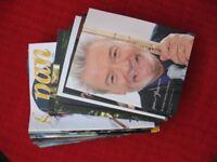 British flute society magazine. Copies between 2001 and 2010