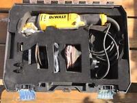 Dewalt multi tool