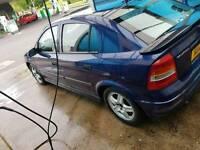 Vauxhall Astra ls 1.7 dti